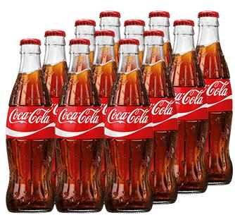 Coca-cola (стекло) 0,25л