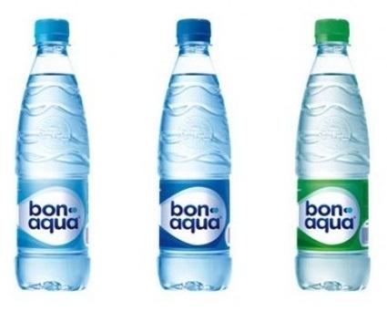 Минеральная вода Bonaqua 0,5л